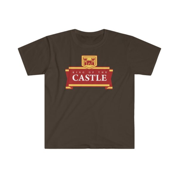 King of The Castle T Shirt