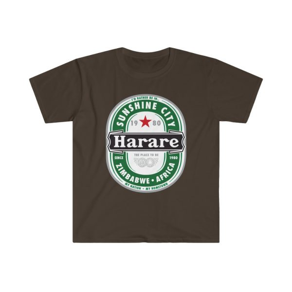 Harare Zimbabwe Sunshine City T Shirt