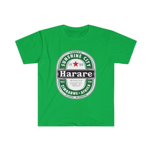 Harare Zimbabwe T Shirt