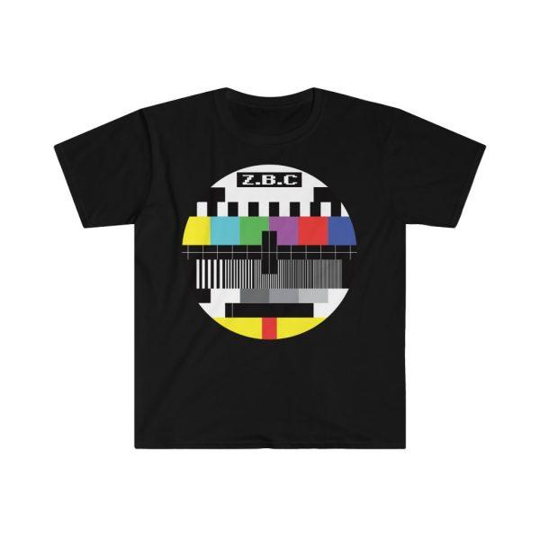 Zimbabwe Broadcasting Corporation ZBC Television Test Signal